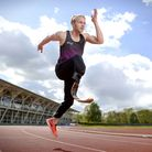 British paralympian Jonnie Peacock is looking ahead to this summer's Paralympic Games in Rio de Jane