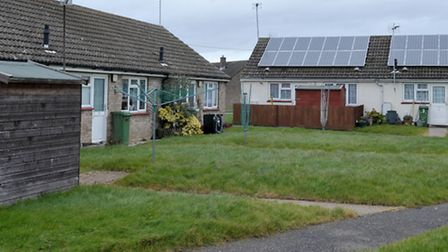 Four doors away a man laid dead for days before anybodyy noticed at Roddons sheltered housing in Mor