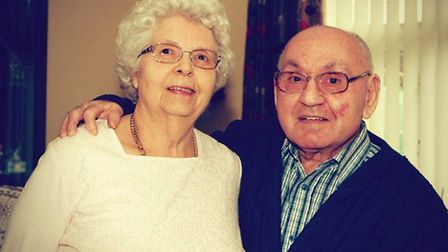 Thelma and Ken Wright were the last residents of Canary Cottage. They moved out in 1965