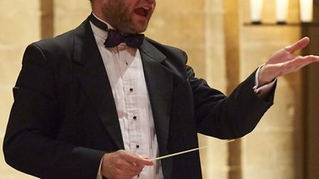 The performance will be conducted by Peterborough Cathedral's director of music Steven Grahl