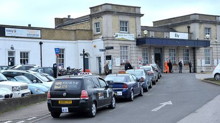 Ely rail station achieved a score of 100% for good information provision to customers.