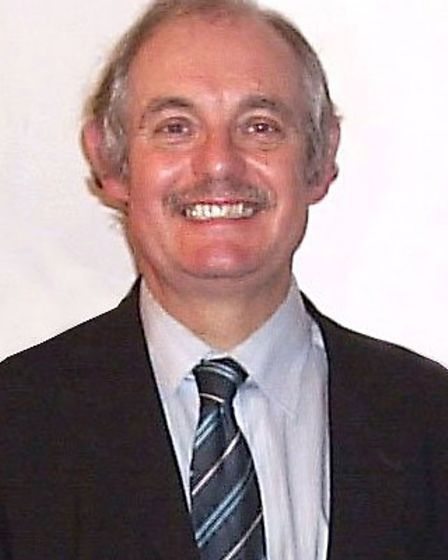 Iain Smith fom The Middle Level Commissioners