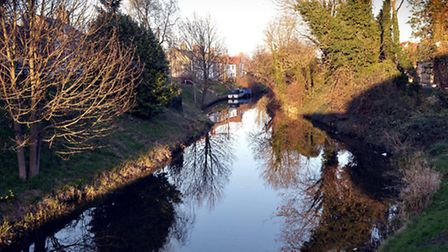 West End March, Old River Nene