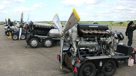 Merlin and Griffon engines