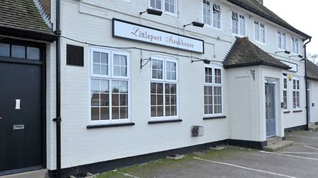 Littleport Steak House - now GG's Italian - was target by thieves on Sunday January 31, who stole £