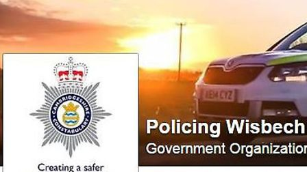 Wisbech police