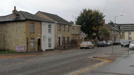 Pratt Street in Soham where the town council is to put a zebra crossing after gaining funding from C