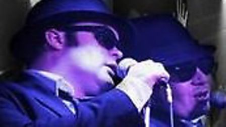 The Jailbreak Blues Brothers will perform for one night only at The Brook in Soham