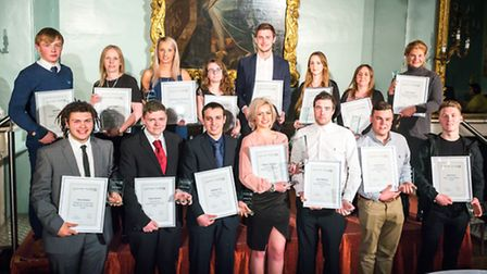 The College of West Anglia Apprentice of the Year Awards 2016