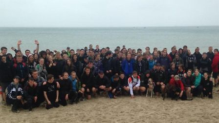 The Dorset Sponsored Walk in aid of The Malcom Whales Foundation