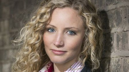 Suzannah Lipscomb is part of this year's line-up at the King's Lynn Festival. Submitted