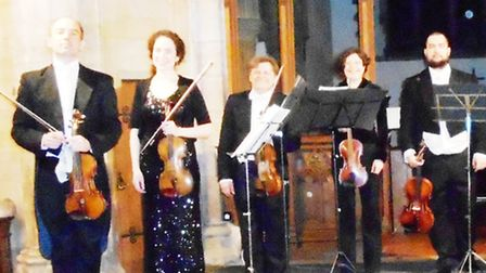 The European Chamber Orchestra at the Church of St. Peter and St. Paul in Chatteris is 'intuitive an