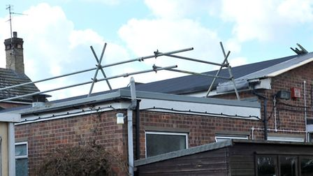 March Conservative Club in Creek Road have re-opened after building works to the roof. Picture: Stev
