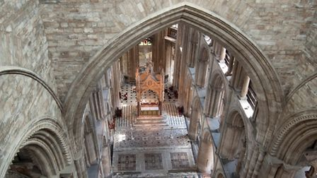 Tower Tours begin this Easter weekend at Peterborough Cathedral