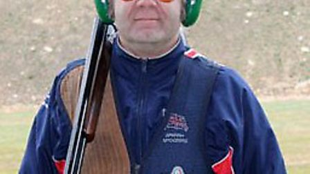 James Sole, who will represent Great Britain in the Shotgun World Cup later this month.