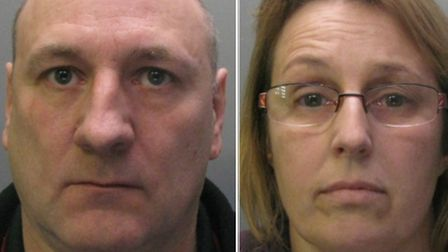 Michael and Lara Chase, from Bathurst, have been jailed for 14 years and 13 years respectively for s