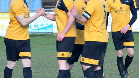 March Town Res V Huntingdon United. Picture; Steve Williams.
