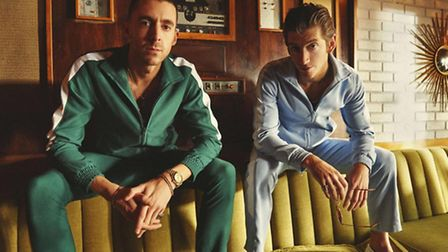 The Last Shadow Puppets perform at the Cambridge Corn Exchange later this month