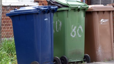 Bin collection is causing traffic issues in Whittlesey