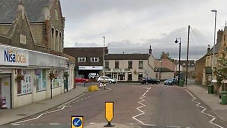 Broad Street, Whittlesey,