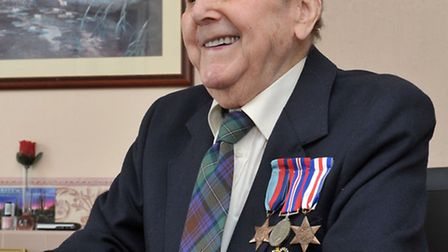 Jack Watson, 92, will be appointed to the rank of Chevalier in the Order National de la Legion d'hon