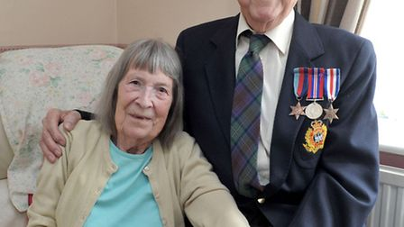 Jack Watson, 92, to be appointed to the rank of Chevalier in the Order National de la Legion d'honou