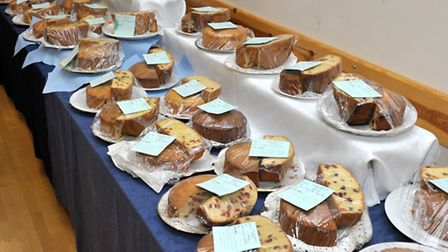 The Isle of Ely Federation WI held their Craft and Produce Show at Doddington Village Hall, Picture