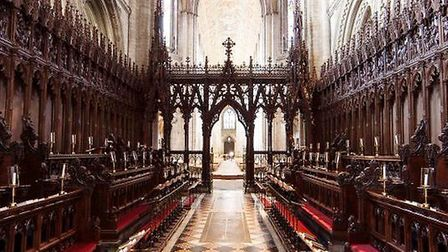 Come and sing Evensong at Ely Cathedral next weekend