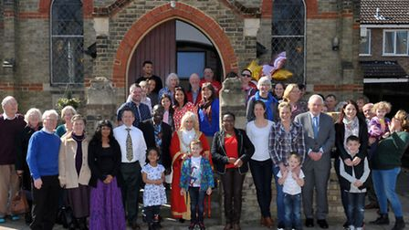 Olive Tree Fellowship in Ely changed its name to Ely City Church. Picture: Steve Williams.