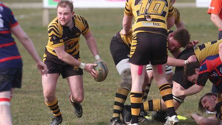 Charlie Coupland bagged four tries in Ely's resounding win.