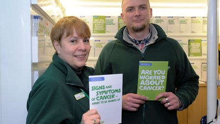 Bowel Cancer Awareness Month mobile support unit comes to March and Ely