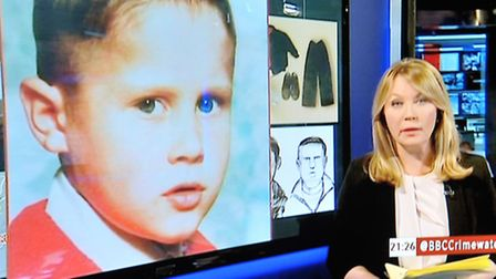 Rikki Neave - the cold case murder enquiry appeared on Crime Watch,