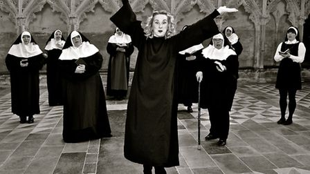 Sister act, Ely.