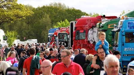 2016 Truckfest competition