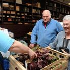 Flashback to a previous community market in Littleport