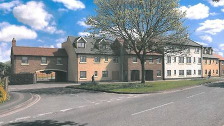 Replacing Bricklayers with housing proposed by McCarthy & Stone