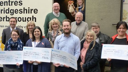 Whittlesey Rotary Club has raised £4,000 to help four school's in partnership with the Life Educatio