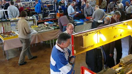 Pictures from previous Ely Model Railway shows