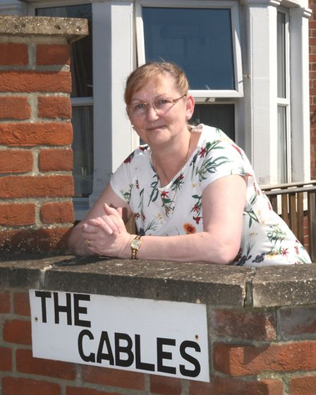 Liz Smith, who has been shortlisted for the National Learning Disability and Autism Awards.