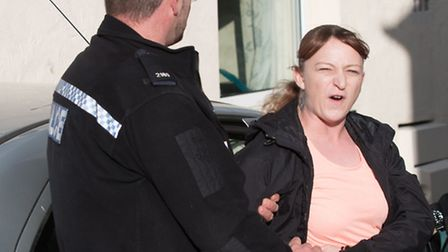Operation Edison, Cambridgeshire Police conduct the last of 4 warrants searching for drugs., Ely, Li