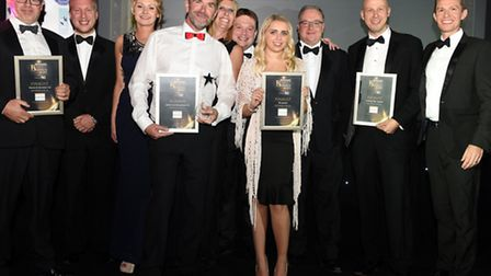 East Cambridgshire Business Awards 2015Small Business of the Year all the finalists