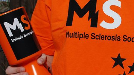 The Cambridge and District branch of the MS Society has received £5,000 from the Discovery Foundatio