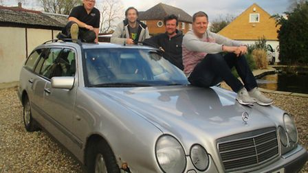 A team from March will be entering the Monte Carlo or Bust rally