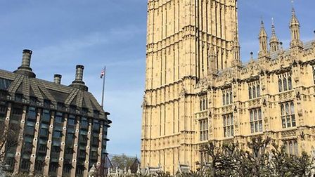 Meadowgate Police Cadets visit Westminster