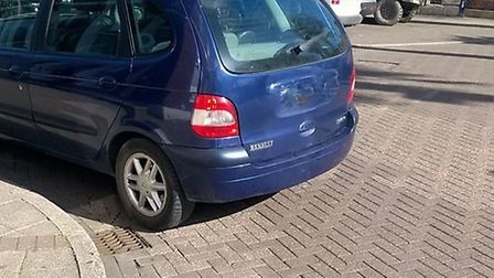 Fifteen fixed penalty notices were issues to vehicles at North Brink, Old Market and York Row yester
