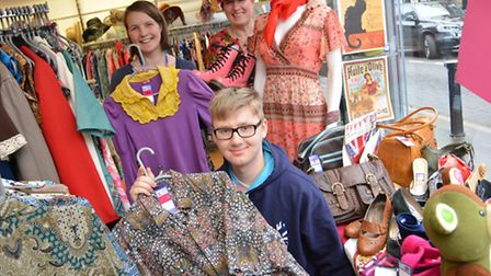 Cancer Research, Ely, held a vintage retro weekend to boost funds earlier this year