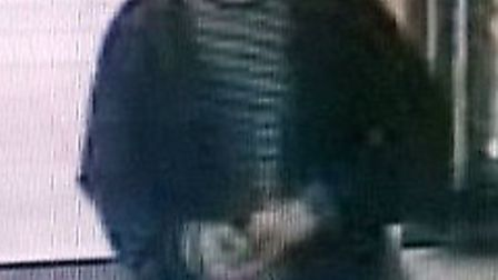 Police want to talk to this man about Sainsbury's theft in Ely