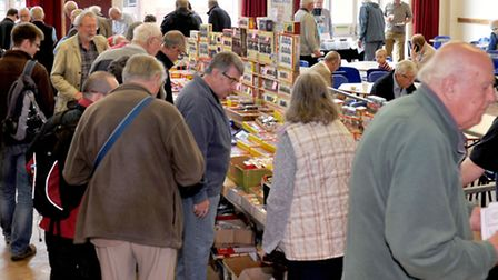 Ely Model Railway Club held its 38th annual exhibition. Picture: Steve Williams.