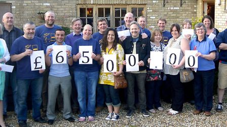 Wilburton Beer Festival held its Beneficiary Ceremony to formally present donations to local groups