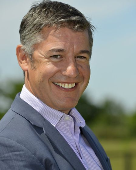 Steve Crook of Ellgia will be a speaker at the Ely Business Awards